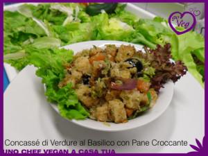 concassè di verdure