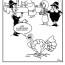 """30/11/14 – La vignetta di Sara: """"Il giorno del Ringraziamento"""""""