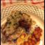 29/3/15 – Filetto di lenticchie con sala ai funghi