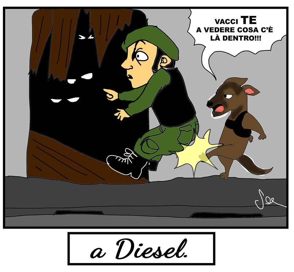 A Diesel nov 15