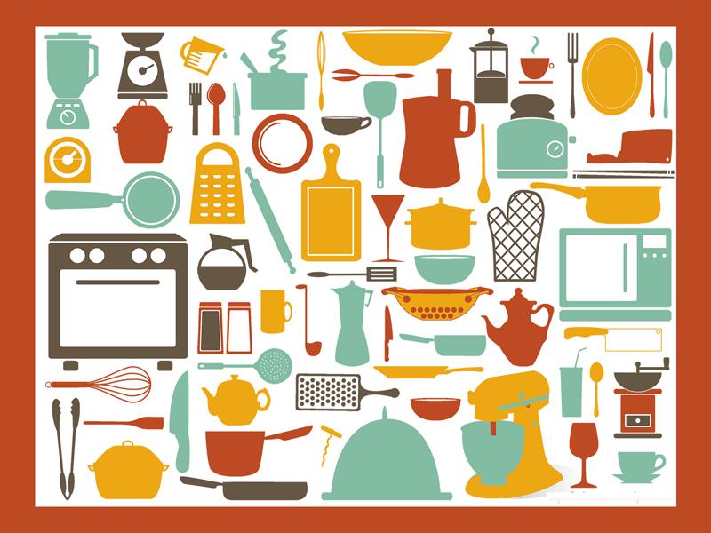 7 11 15 cucina vegan i fondamentali 2 restiamo animali - Strumenti da cucina ...