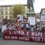 Basta pellicce, flashmob a Firenze