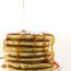 11/6/16 – Pancakes con sciroppo di zucchero di canna allo zenzero