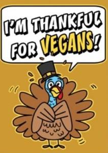 thankfulforvegans